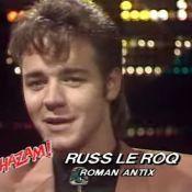 Russell Crowe, alias Russ le Roq, comme vous ne l'avez jamais vu...