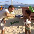"""""""Les Marseillais à Rio"""", épisode du 16 avril 2014 diffusé sur W9."""