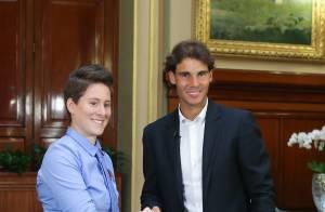 Rafael Nadal : Sèchement battu par la star du poker, l'Espagnol garde le sourire