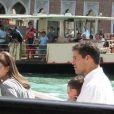 Louis de Bourbon, vacances romantiques à Venise avec les deux femmes de sa vie !