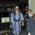 Pat Houston, la belle-soeur de Whitney Houston à New York, le 24 octobre 2012.