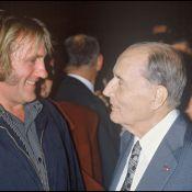 Gérard Depardieu : Mitterrand et les ''histoires de fesses du tout-Paris''