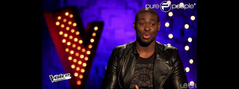 Wesley métamorphosé : Le candidat a perdu 22 kilos dans The Voice 3, sur TF1, le samedi 12 avril 2014