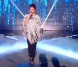 The Voice 3 - Jenifer, look : Une coach sexy en legging et poncho !