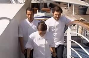 Top Chef 2014 : Une finale sous haute tension pour Noémie, Pierre et Thibault...