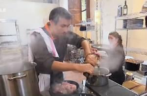 Top Chef 2014 - Noémie et Quentin se clashent en cuisine : 'Ça  sent le divorce'
