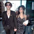 Amy Winehouse et Blake Fielder-Civil à Londres, le 18 juin 2007.
