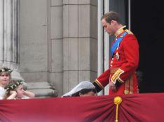 Kate et William : Insolites, drôles, les photos oubliées de leur mariage royal
