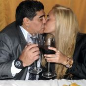 Diego Maradona: Sa jeune Rocio Oliva annonce leur rupture après l'affaire du vol
