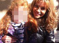 Ingrid Chauvin et la mort de sa fille : Le sourire retrouvé le temps d'une photo