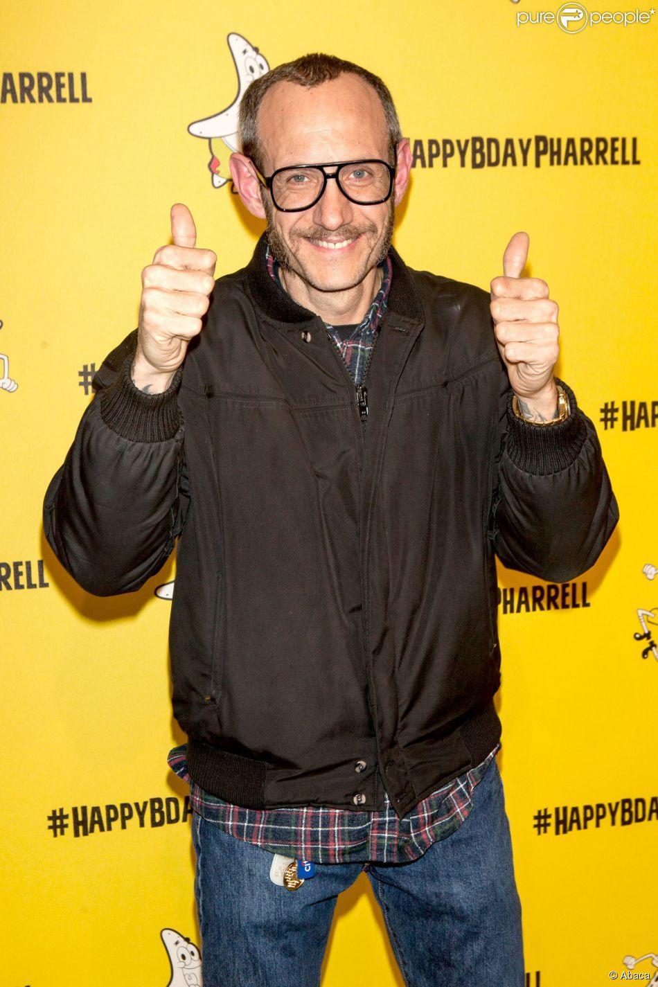 Terry Richardson à New York, le 4 avril 2014.