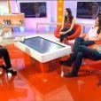 Sophie Davant : sa blague de mauvais goût et son malaise dans Toute une histoire, face à Frédérique Bel émue, le mardi 29 avril 2014 sur France 2