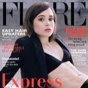 Ellen Page, sexy en petite tenue : Plus épanouie que jamais après son coming-out