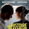 """""""Une histoire d'amour"""", le premier d'Hélène Fillières est sorti en janvier 2013."""