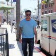 Dean McDermott dans les rues de Los Angeles, le 28 avril 2014.