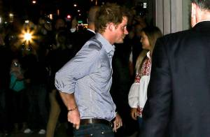 Princes Harry et William : Party-time aux USA pour le mariage de Guy Pelly