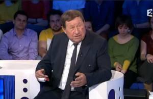 Guy Roux, blessé au visage : Costaud à 75 ans, il impressionne Laurent Ruquier