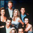 Le casting de Beverly Hills avec notamment Tori Spelling, Jason Priestley et Shannen Doherty.