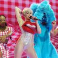Miley Cyrus performs in concert at the O2 Arena on the UK leg of her Bangerz world tour, in London, UK on Tuesday May 6, 2014. Photo by XPosure/ABACAPRESS.COM07/05/2014 - London