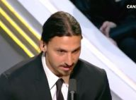 Zlatan Ibrahimovic, roi moqué : Fou rire de ses coéquipiers aux trophées UNFP