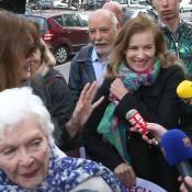 Carla Bruni et Valérie Trierweiler : Unies pour les lycéennes enlevées