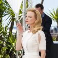 Nicole Kidman (en Altuzarra)  lors du photocall pour Grace de Monaco au Palais des Festivals, pour le 67e Festival de Cannes, le 14 mai 2014.