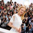 Nicole Kidman lors du photocall pour Grace de Monaco au Palais des Festivals, pour le 67e Festival de Cannes, le 14 mai 2014.