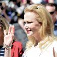 Nicole Kidman arrive au photocall pour Grace de Monaco au Palais des Festivals, pour le 67e Festival de Cannes, le 14 mai 2014.