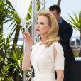 Le photocall du film Grace de Monaco avec Nicole Kidman, film d'ouverture du Festival de Cannes, le 14 mai 2014