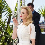 Cannes 2014 : Nicole Kidman crie son amour pour Grace et son ''prince'' Keith