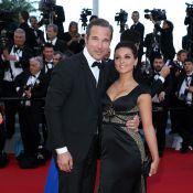 Priscilla : Renversante et très proche d'un bel homme à Cannes !