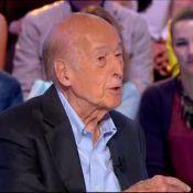 Valéry Giscard d'Estaing explique chez Arthur son ''Au revoir'', Baffie se marre