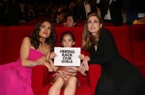 Julie Gayet, Salma Hayek et sa fille Valentina : Le trio craquant de Cannes
