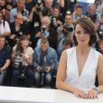 """Bérénice Bejo - Photocall du film """"The Search"""" lors du 67e Festival International du Film de Cannes, le 21 mai 2014."""