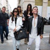 Les Kardashian : Shopping intensif à Paris avant le mariage de Kim et Kanye