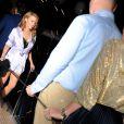 Kylie Minogue - Soirée Roberto Cavalli sur sonyachtlors du 67e Festival de Cannes le 21 mai2014.