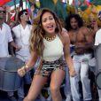 Jennifer Lopez dans le clip de We Are One (Ole Ola).