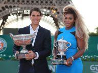 Rafael Nadal et Serena Williams : Chic et chocs pour lancer Roland-Garros