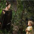 Angelina Jolie et sa fille Vivienne Jolie-Pitt dans Maléfique