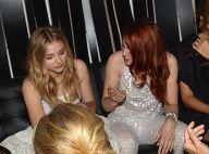 Kristen Stewart : Décontractée au naturel, complice en soirée avec Chloë Moretz
