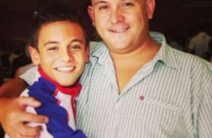 Tom Daley : Le jeune plongeur, très ému, fête un triste anniversaire...