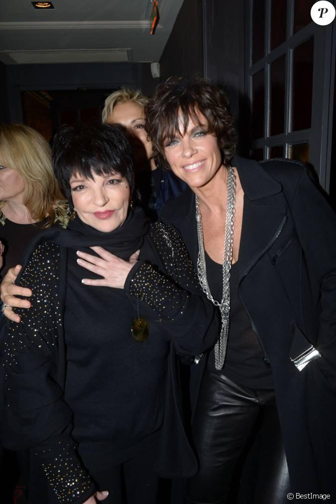 Exclu : Après son concert à l'Olympia, Liza Minnelli s'est ...