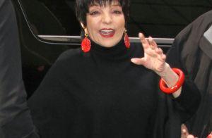 Liza Minnelli annule : La star ne peut plus voyager trop longtemps