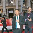 Ricky Martin sur le tapis rouge du Life Ball 2014 à Vienne le 31 mai 2014