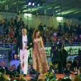Marcia Cross et Billy Zane - Show du Life Ball 2014 à Vienne, le 31 mai 2014