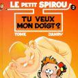 """Le Petit Spirou """"Tu veux mon doigt ?"""""""