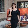 Monica Bellucci avant la soirée des Gold Ciak Awards à Rome en Italie le 3 juin 2014.