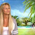 Adixia sensuelle en bikini dans Les Ch'tis vs Les Marseillais le mercredi 4 juin 2014, sur W9