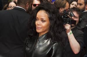 Rihanna à Paris : Radieuse et généreuse au Hard Rock Cafe