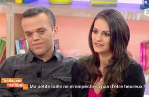 Passe-Muraille (''Fort Boyard'') : Amoureux, il présente sa compagne Gaëlle